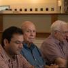 Rudy, with Nadeem & John