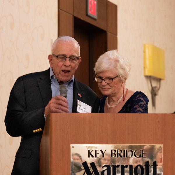 AL & Kitty Expressing Appreciation for All Who Helped