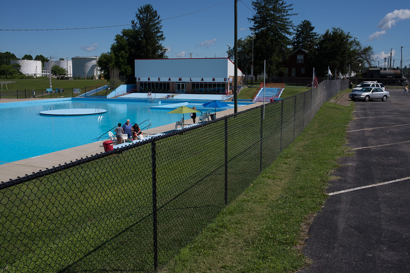Dreamland Swimming Pool in Kenova, WV.