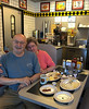 """We chose to celebrate our 52nd wedding anniversary with breakfast at the Waffle House in Winston Salem. It's an """"us"""" thing."""