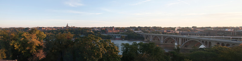 01 W-L 50th Georgetown Panorama