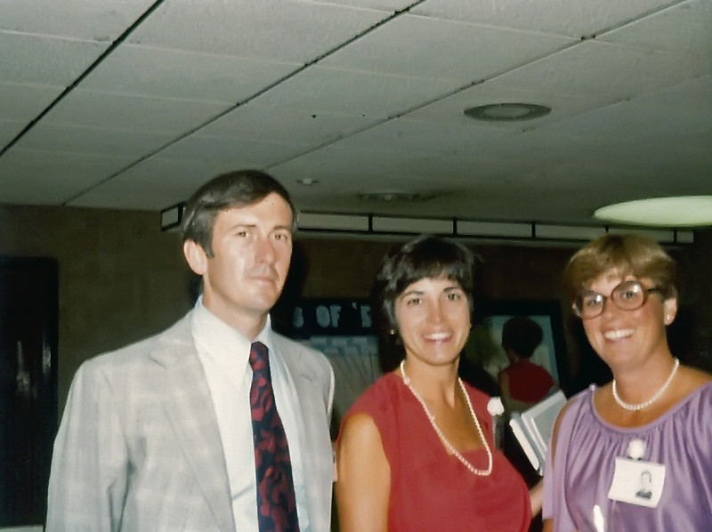 1979 Don Richbourg, Gay Callaway, Lynne Thomas