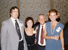 1979 Jim Baer, Mrs  Baer, Dallas Bradford, Jeanne Sands
