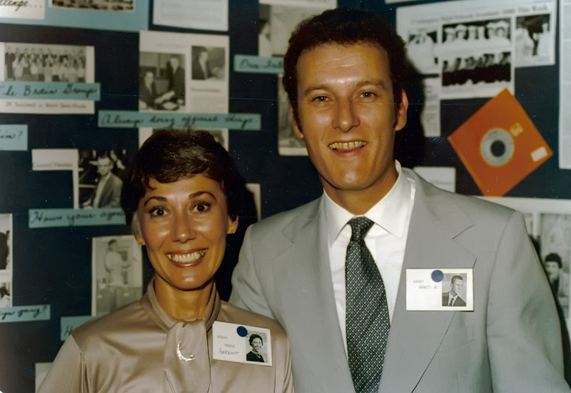 1979 20th Reunion Harvey & Barbara Ambrose Barnett