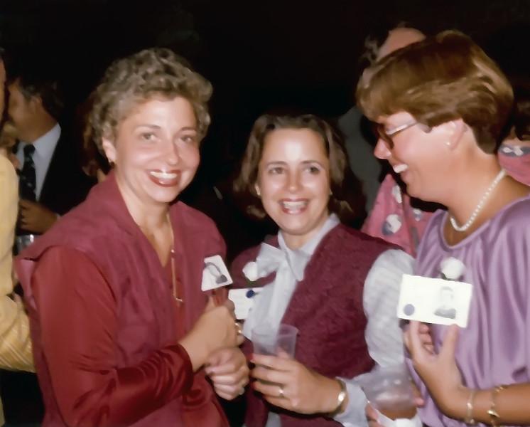 1979 Margie Sunda, Kathy Weiss, Lynne Thomas