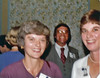 1979 Marcia Clough, Bill Hamilton, Kay Ferguson