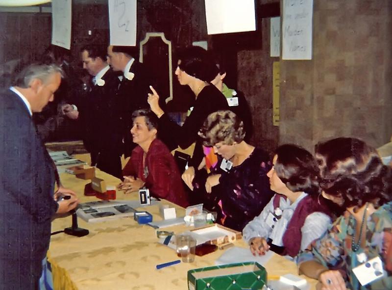 1979 Dallas Bradford, Margie Sunda, Lynn Victor, Carol Brockway, Kathy Weiss
