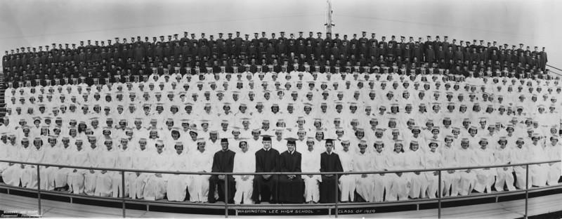 207 1959 W-L Grad Class Caps & Gowns