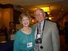Carol Brockway and Jim Blamphin