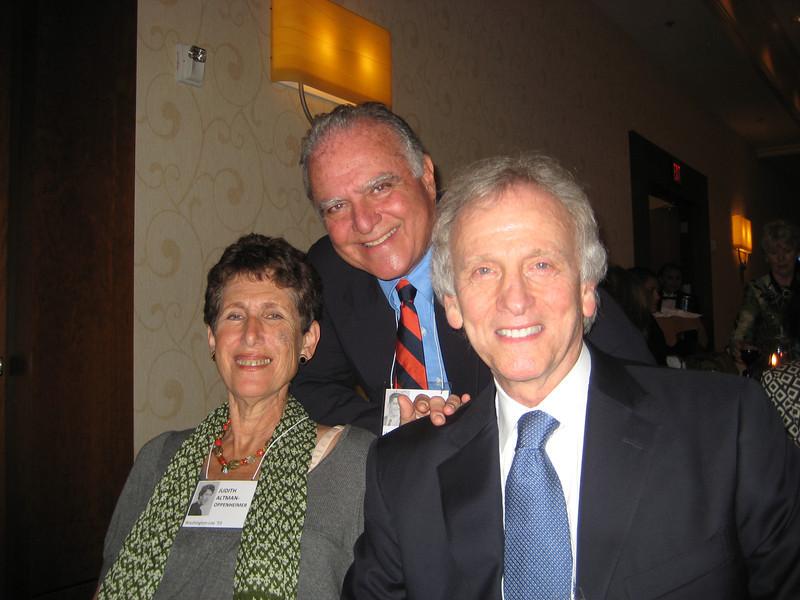 2009 Judy Altman Oppenheimer Michael Diamant Ron Winston