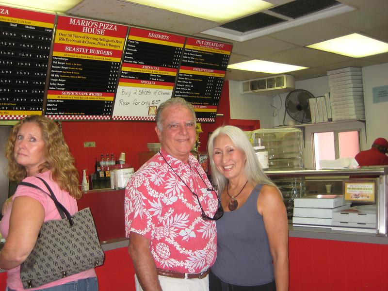 2009 Marios & Michael Diamant & Spouse