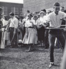 144 1958 Bob Allison in Hula Hoop Contest
