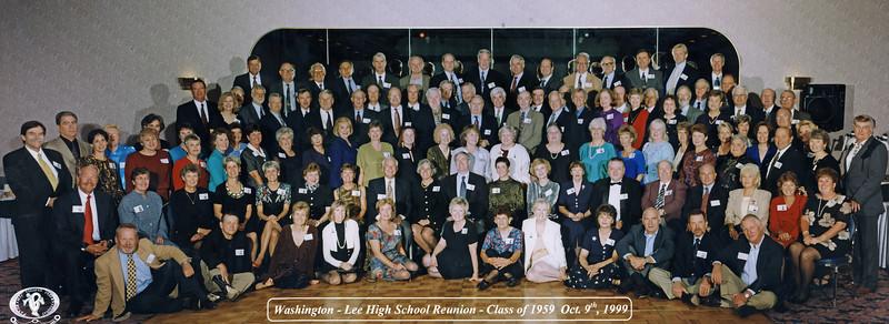 227 1999 W-L 40th Reunion