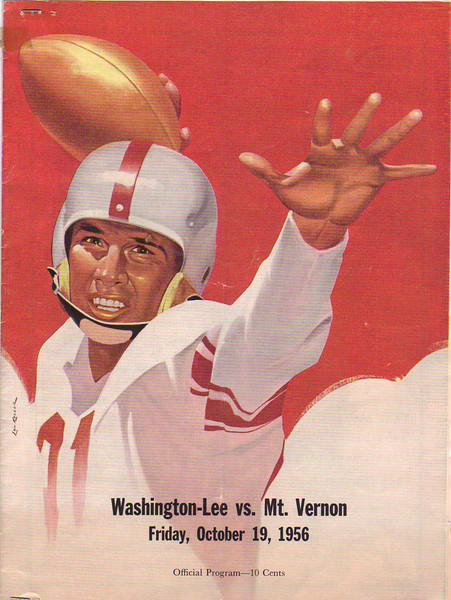 111 1956 Mt Vernon Football