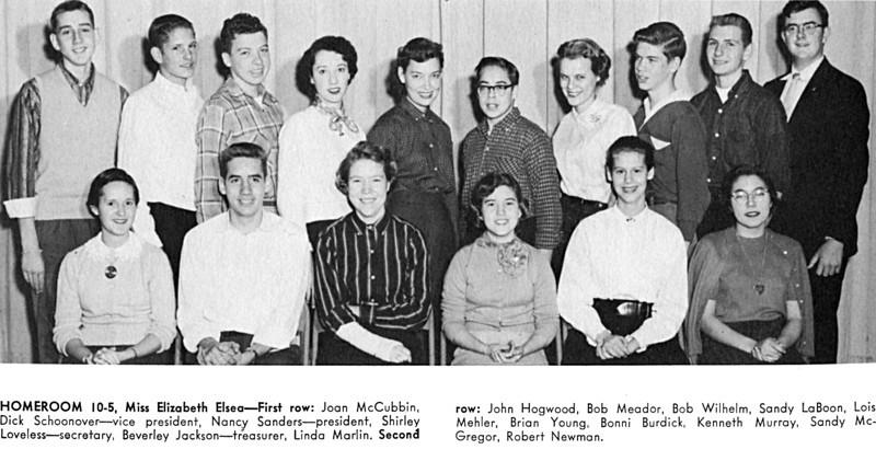 084 1956 W-L Homeroom 10-05