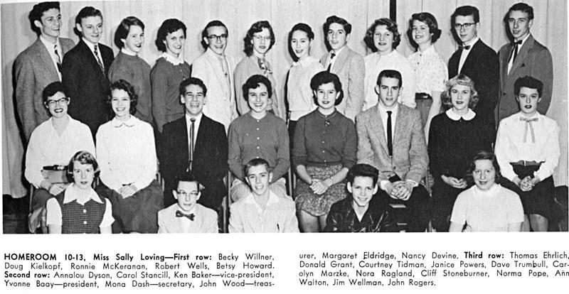 092 1956 W-L Homeroom 10-13