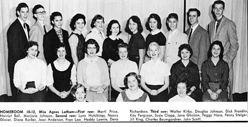 091 1956 W-L Homeroom 10-12