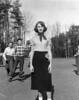 039 1954 Diane van Winkle at Stratford