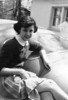 037 1956 Sandra Davis at Stratford