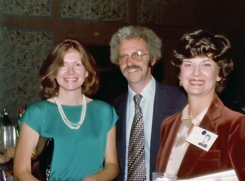 220 1979 20th Reunion  Jane Reynolds, Corky Mathews, Nancy Glover