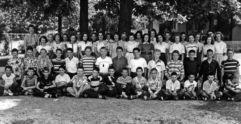 015 1953 Woodlawn 6th Gr Class