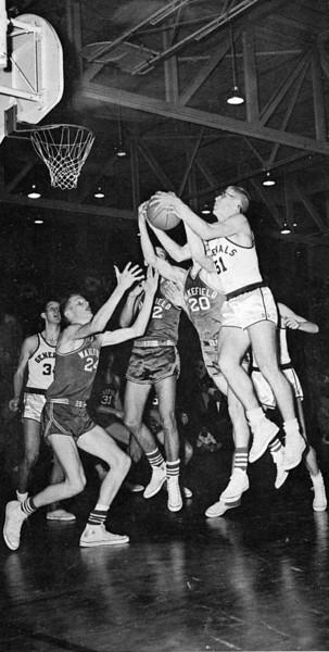 130 1958 W-L Basketball