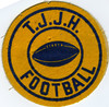 1955 TJ JHS Footbal Patch