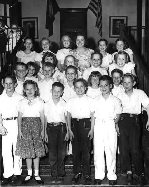 016 1949 Woodmont Elementary 3rd Grade