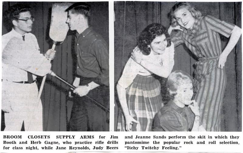 172 1959 Senior Class Night