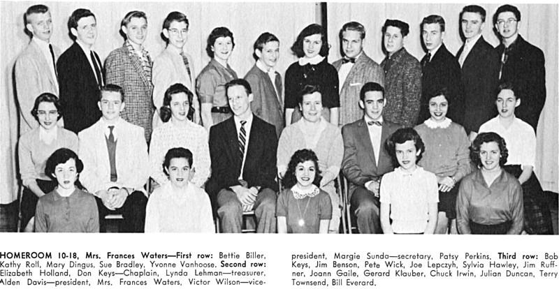 097 1956 W-L Homeroom 10-18