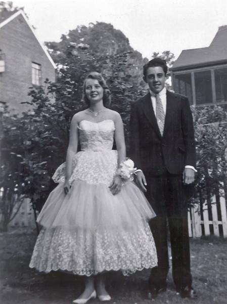 184 1959-06 Prom Ann Garrett & Henry Colavita