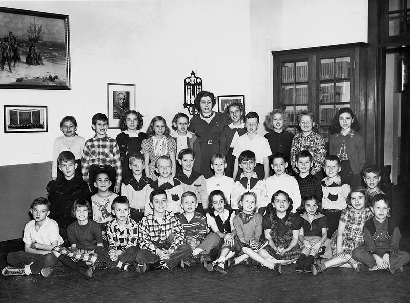 008 1950 Henry Clay Elementary 4th Grade