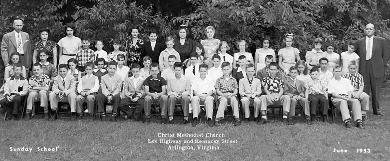 023 1953 Christ Methodist