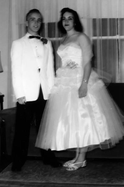 191 1959 Prom Dave Wade Bev Comp