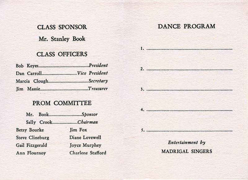 180 1959 Prom Card 2-3