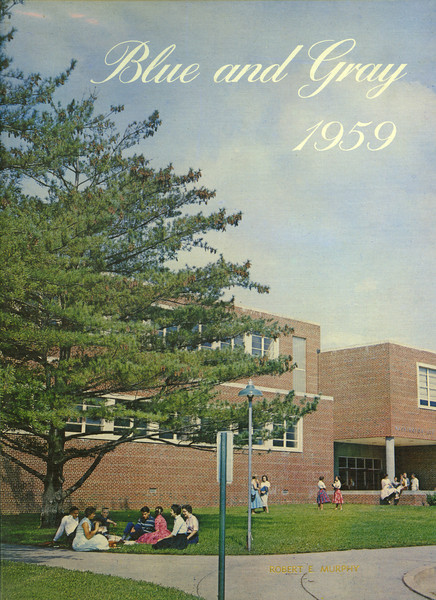 001 1959 W-L Yearbook Cover