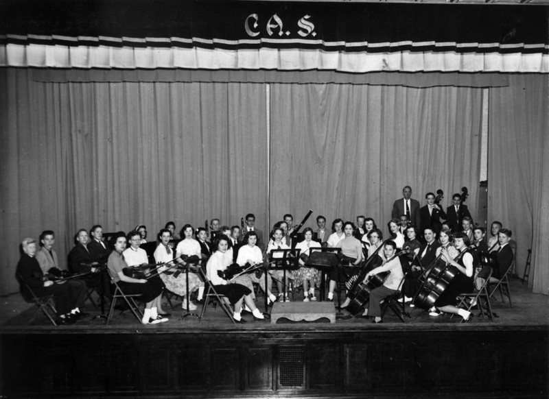 059 1955 Swanson Orchestra