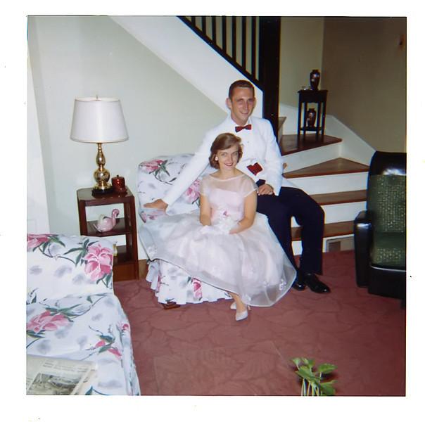 182 1959-06 Prom Irene Speakes Bill Henry