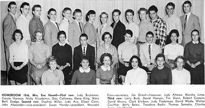 085 1956 W-L Homeroom 10-06