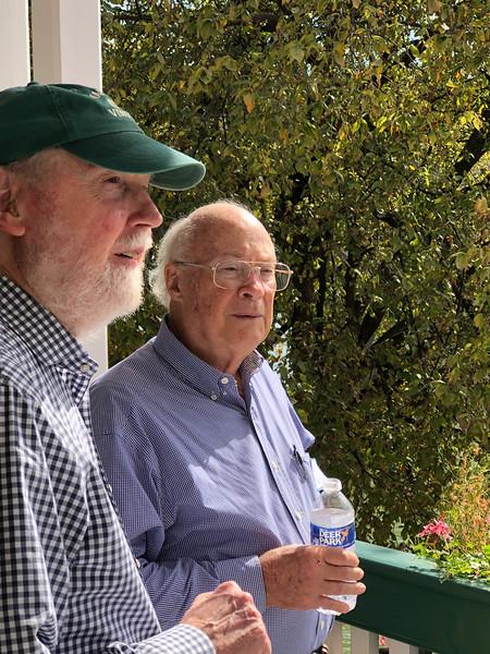 John Tankard & Jim Massie Reminisce