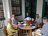 Lin & Steve Clineburg, Peter Trelogan & his Son Danny, & John Tankard