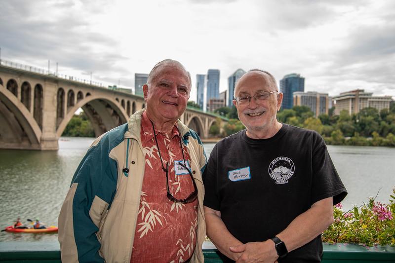 Photography Buddies - Michael Diamant & Bob Murphy