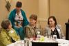 Betsy Howard Jefferson, Ginger Walker Metz, Lana Shirley Hathaway & Sue Starbird Stout at the Ladies' Tea.