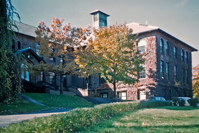 Atwater Kent Hall of Electrical Engineering