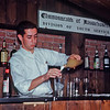 Don Ghiz ('64) Does Bar Duty