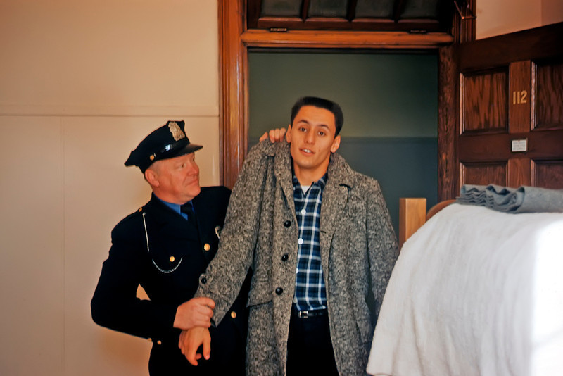 The Campus Cop was a former Vaudville Performer