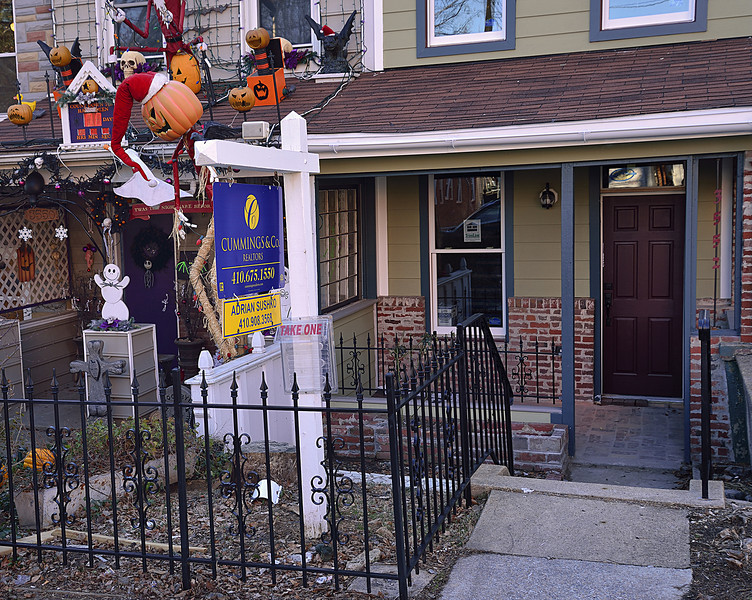 The Nightmare Before Christmas ... a Realtor's Nightmare