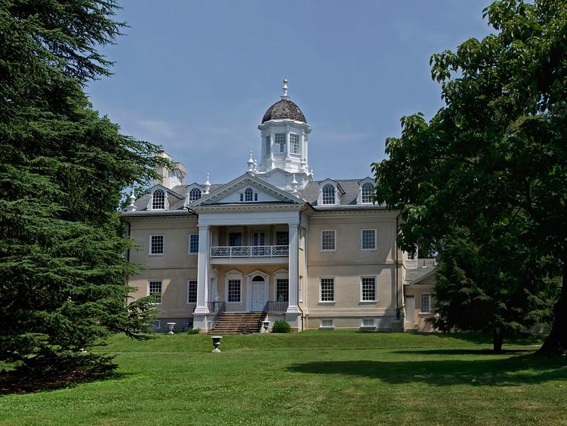 Hampton Mansion (ca 1790)<br /> Towson, MD
