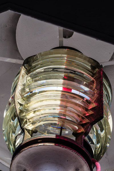 Hooper Strait Lighthouse Fresnel Lens