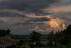Sunset over Loch Raven Reservoir